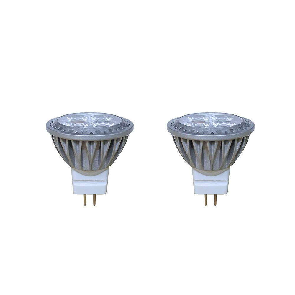 12V 20W Halogen Replacement JKLcom MR11 LED Light Bulbs 3W MR11 GU4 Bi-Pin Base LED Light 3W Warm White 3000K LED Spotlight Bulb for Landscape Accent Recessed Under Counter Lighting,210 LM,6 Pack