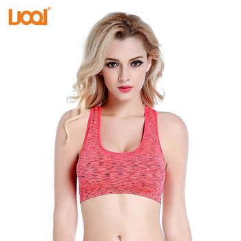 b13ab95f71 Plus Size Underwear Bulk Womens Padded Girl Sport Seamless Hot Sexy xxxx Sports  Bra