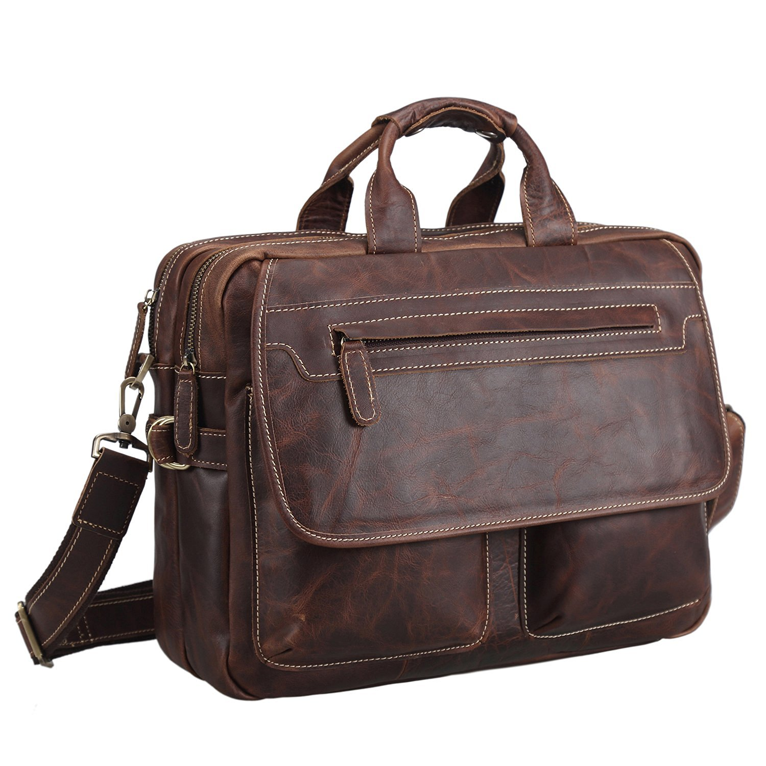 Soft Leather Laptop Bags- Fenix Toulouse Handball 3963114ee6a0a