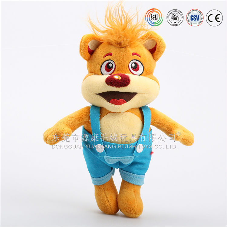 China Manufacture Custom Talking Stuffed Animals Repeat What You Say