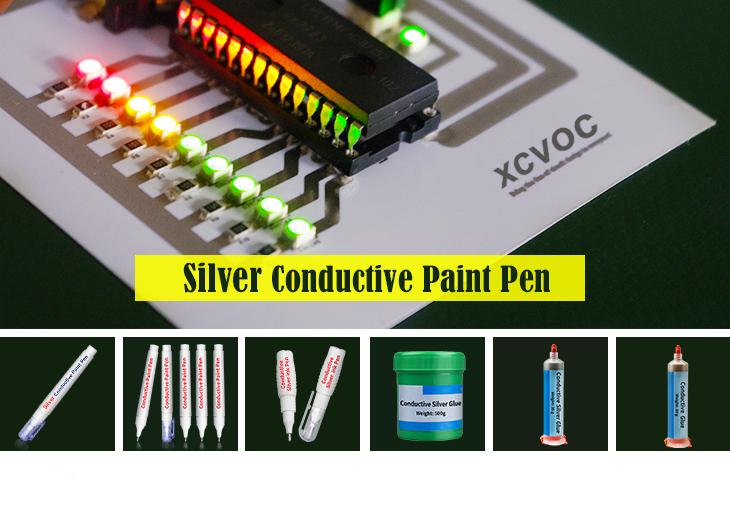 Factory Price Circuit Board Trace Repair Pen Conductive Pen/marker/paint -  Buy Circuit Board Trace Repair Pen,Circuit Board Repair Pen,Circuit Board