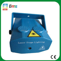 Hot sale factory price green laser light combo mini laser stage lighting disco light