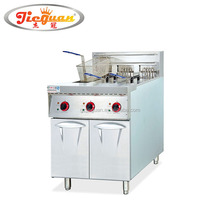 electric commercial chicken pressure fryer