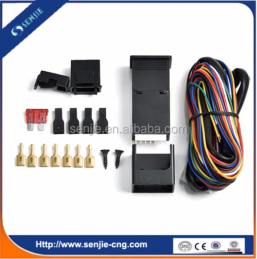 omvl cng kit/cng changeover switch kit for car