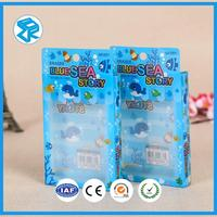 Factory Supply Cheap Printed Plastic Jewerly Packaging Boxes Box