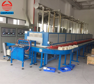 Factory price used glass tempering furnace roller kiln