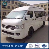 15 seater China hia ce LHD passenger bus with Air conditioner