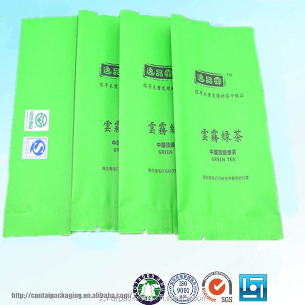 Resealable Aluminum Foil Tea Packaging Bags/empty Tea Bag For Sale ...