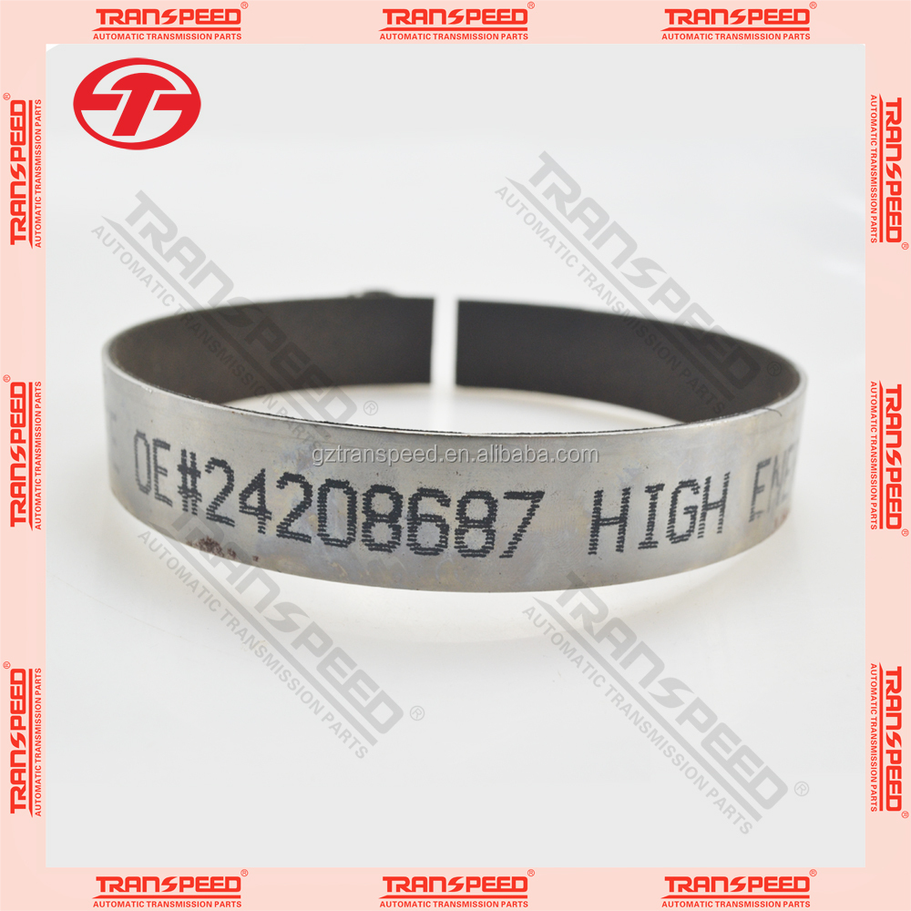 Transpeed gearbox automatic automotive transmission 4T65E 062952 middle brake band for BUICK