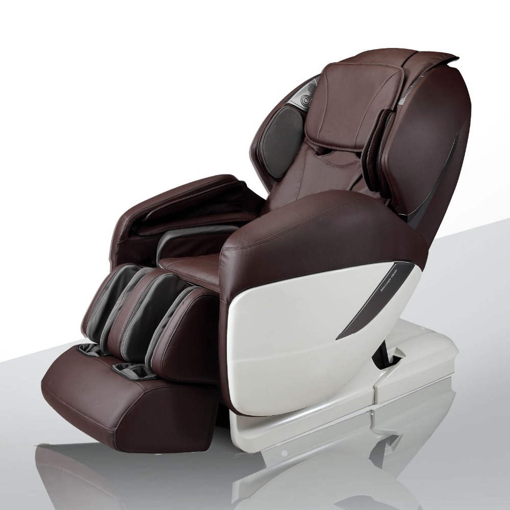 Deluxe Used Digital Audio Air Bag Massage Chair (RT-A82)