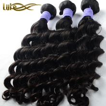 Wholesale virgin raw high quality indian curly hair vendors in Guangzhou China