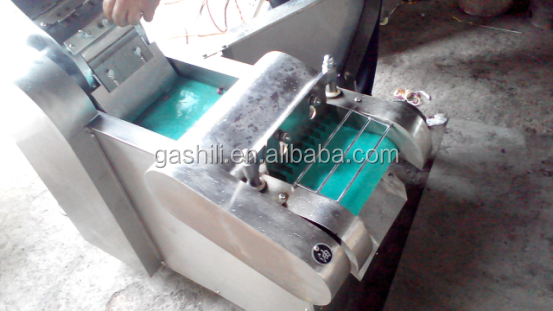 Hot selling banana slicer machine / banana slicing machine