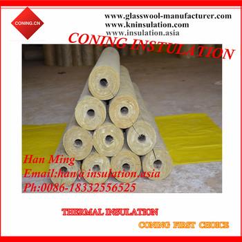 Thermal insulation rockwool pipe buy rockwool insulation for Rockwool pipe insulation prices