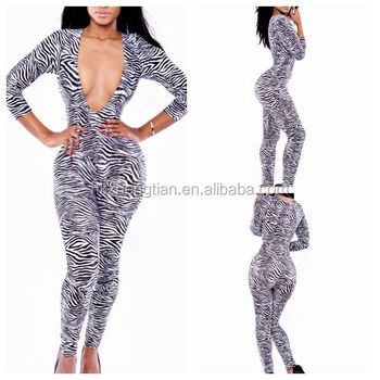 Bodycon Catsuits