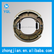 GN125 motorcycle spare parts, GN125 Brake shoes for motorcycle