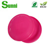PET free samples wholesale plastic ring frisbee