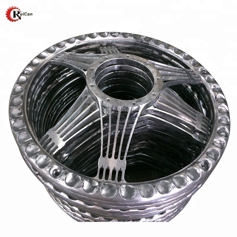 15% off shipping inspection free ISO9001 aluminium die casting turning parts car wheel