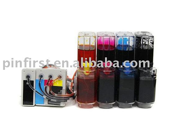 New Printer Ink Copier CIS Refill Refillable Kits