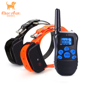 Christmas Discount Electric Pet Collar Nylon Training Prong Pet Choke Collar For Dogs