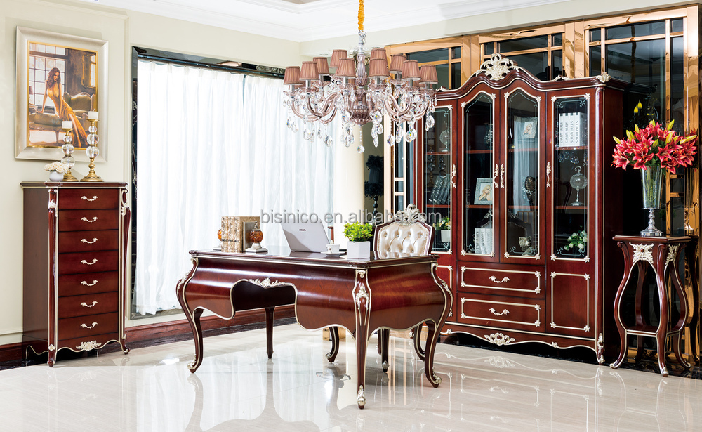 Bisini Office Furniture, Luxury Italian Home Office Furniture, Dubai  Classic Office Furniture, Office