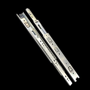Stainless Steel Telescopic Channel Fixing Drawer Slides