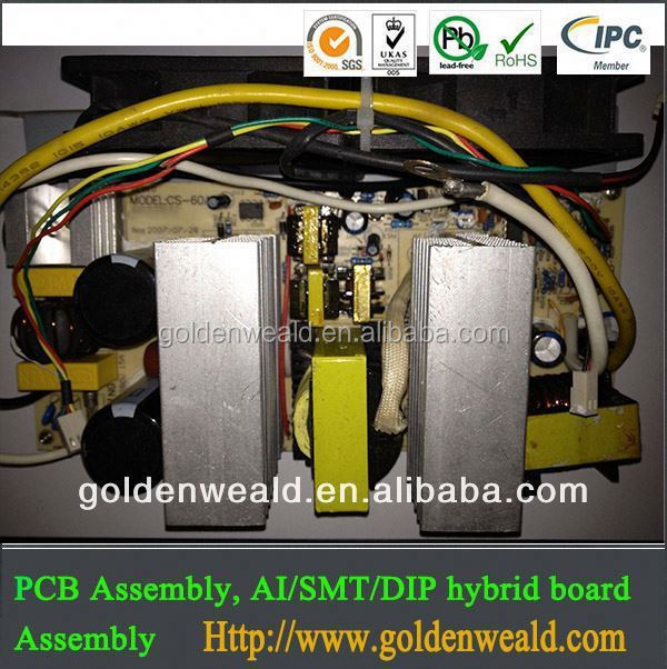 pcb component assembly Electrical circuit board assembly with BGA (LXT-PCBA01)