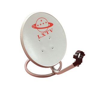 35 cm ku-band Satellite Antenna dish for TV(Ground type)