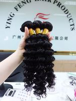 Factory wholesale hair extension virgin human hair natural color Malaysian hair
