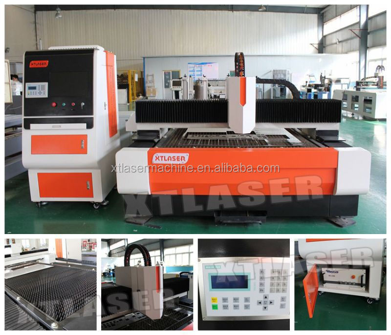 Xtc F1530h China Best 1mm Stainless Steel Laser Cutting