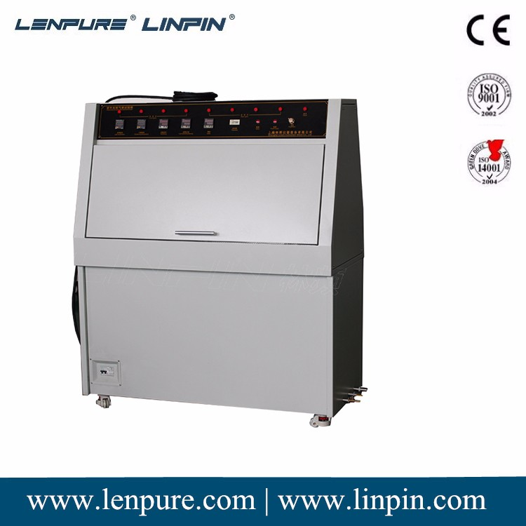 Shanghai Lenpure UV weathering accelerated aging test chamber