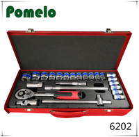 46pcs socket wrench set hand tools socket spanner wrench set