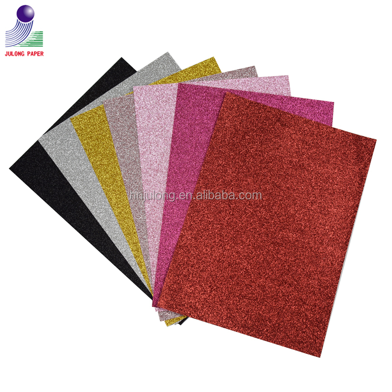 12x12 Inch Glitter Paper for Gift Boxes Wrapping