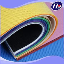 colorful non woven fabric supplier in stocklot for bag,home textile,agriculture and so on