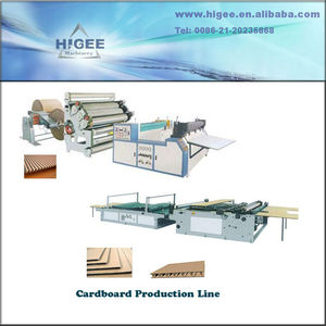 paper board making machine