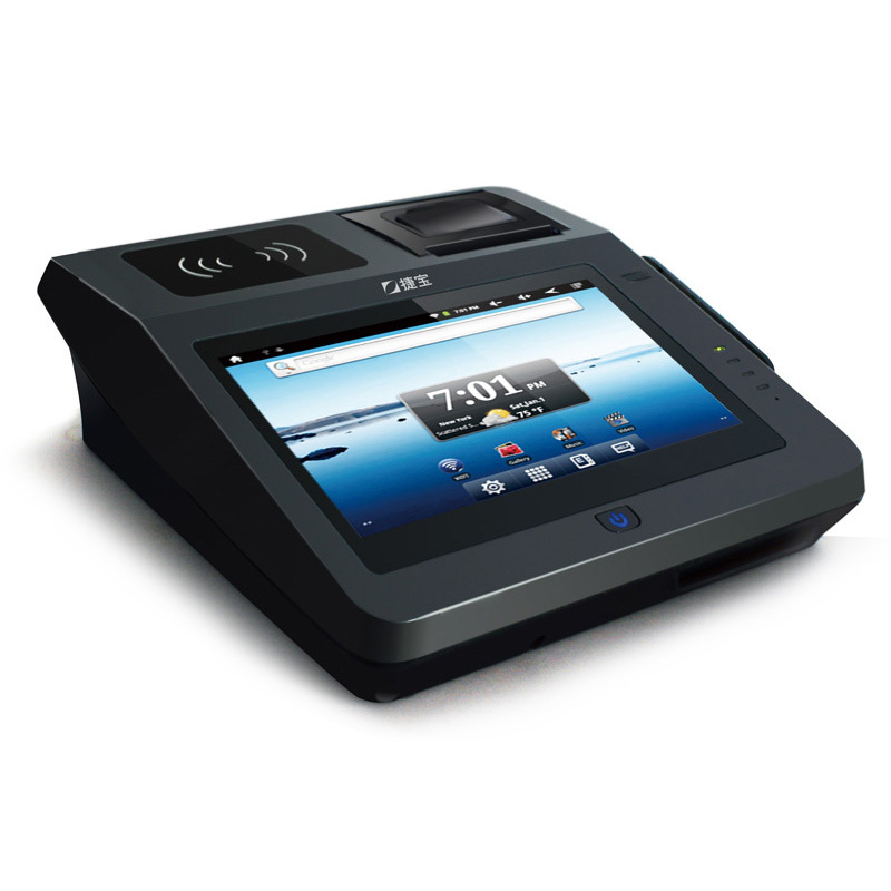 Jepower Jp762a Android Os Eftpos Terminal Support 3g Wifi Nfc Qr-code - Buy  Eftpos Terminal Product on Alibaba com