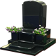 cheap headstone Memorial stone for graves
