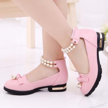 Yy10053s Fantasía Princesa Zapatos Niños Zapatos Perla Bowknot Diseño Zapatos De Vestir Para Niñas Buy Zapatos De Perlaszapatos De Vestirzapatos
