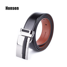 Gentleman Famous Brand PU Leather belt men
