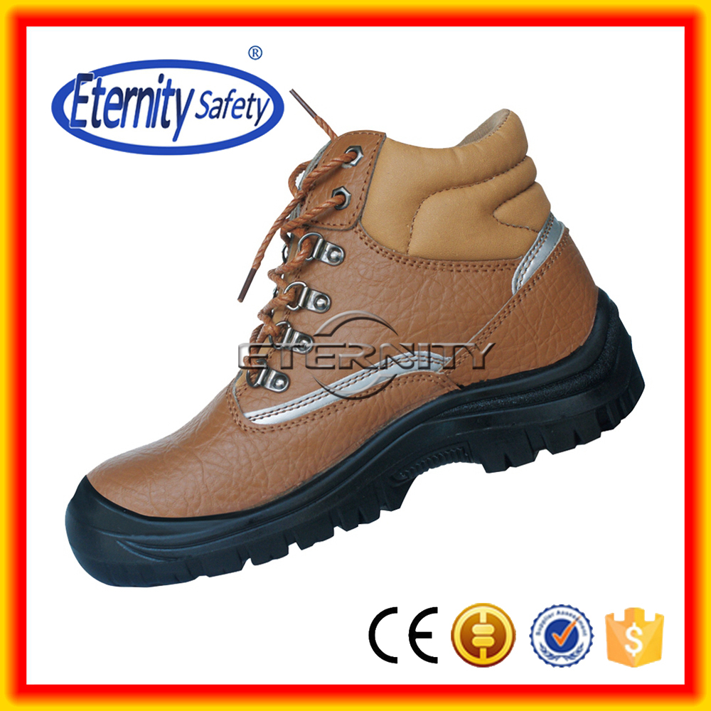 Contented anti static worker shoes