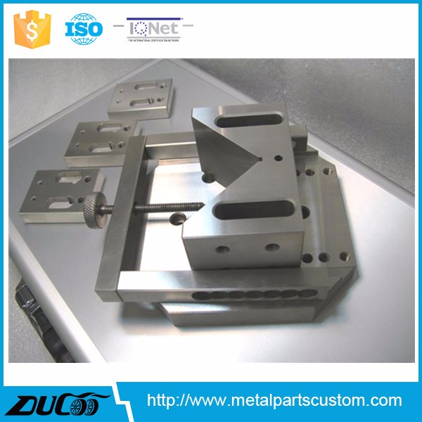 Machining Jigs And Fixtures : Custom hardware parts assembly cnc machining jig and