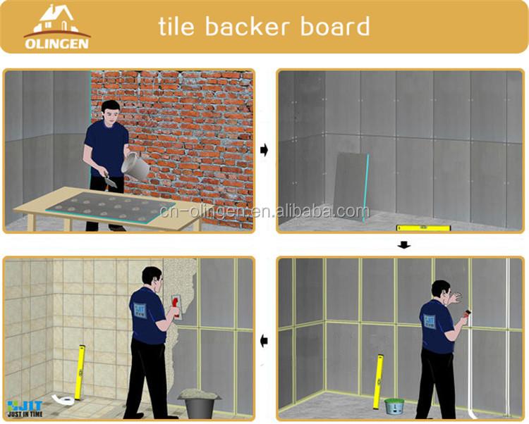 percut yo bend curved xps tile backer board