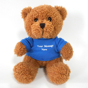Wholesale Custom Mini Cute teddy bear 15 cm plush teddy bear With My Logo