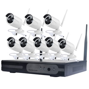 New products POE ONVIF 4CH 8CH 16CH H.264 NVR KIT with ip66 1080p Ip Digital camera webcam for import