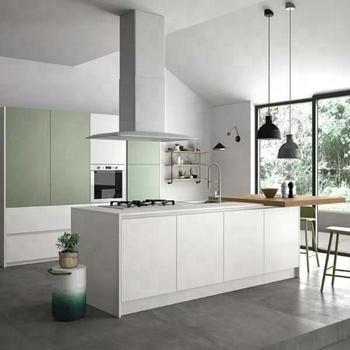 Moderna De Gama Alta Diseño Italiano Personalizado De Lujo Muebles De  Cocina De Madera - Buy Muebles De Cocina,Muebles De Cocina De Lujo,Muebles  De ...