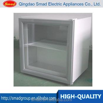 Glass Door Mini Deep Freezer Buy Glass Door Freezermini Freezer