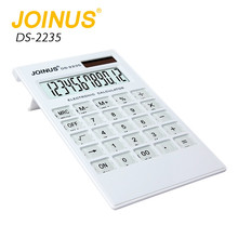 Office Gift JOINUS Mini Desktop Thin Solar Calculator