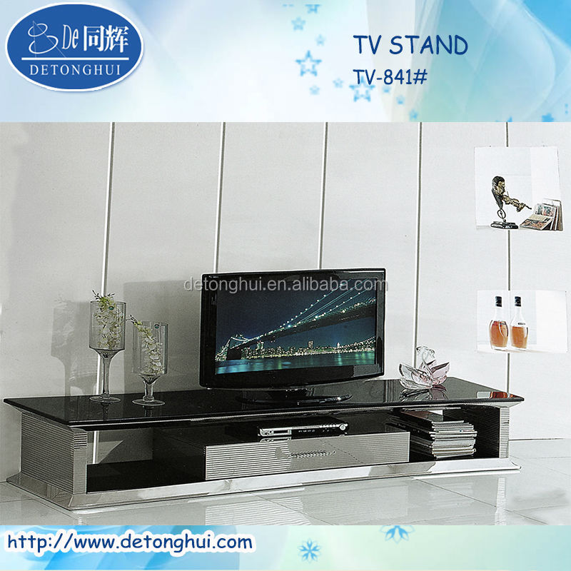 2016 New Modern Design Marble Plate Tv Stand Floor Cabinet Tv 841