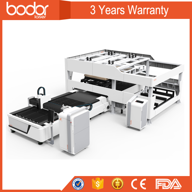 Bodor Auto feed sheet metal laser cutting machine promotion price E1530A
