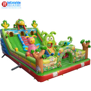 Inflatable Toys Inflatable amusement park, inflatable indoor playground, inflatable fun city for sale