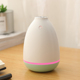 200ml 2nd generation bottle shape decorative humidifier beauty mist maker with led light